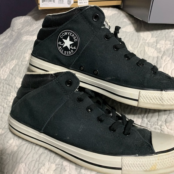 Converse Other - Black and white converse